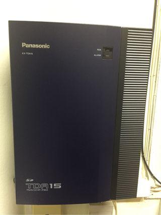 Centralita RDSI Panasonic