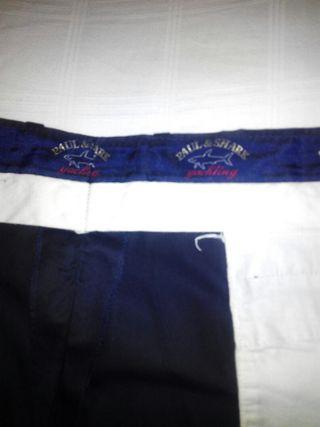 Pantalón azul marino