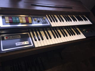 Vendo órgano Vintage jen