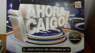 Juego AHORA CAIGO PRECIO NEGOCIABLE