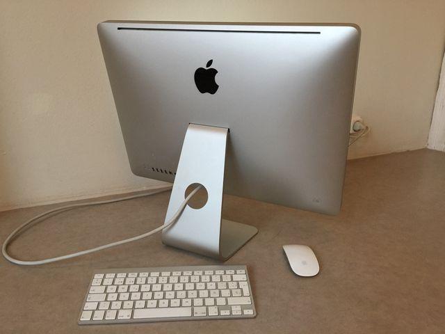"Ordenador sobremesa iMac 21,5"""