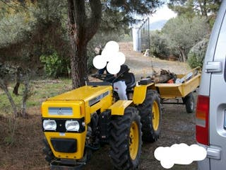 Tractor pascuali