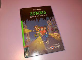 """Libro """"Zombis. La guia més completa"""""""