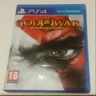 Juego consola God of War PS4