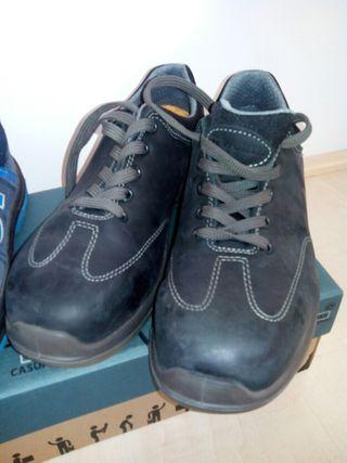 Zapato de seguridad WHURT