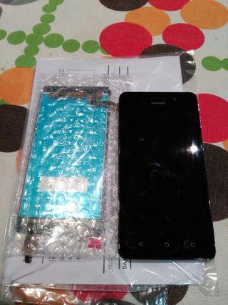 Huawei play mini y pantalla