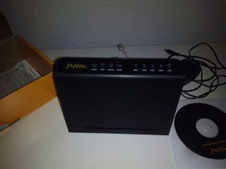 Router adsl 2+ Jazztel