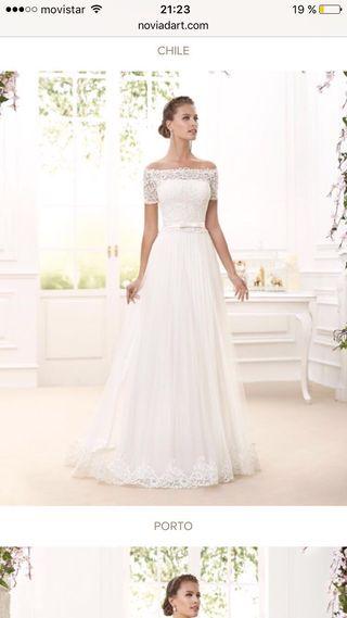 Vestidos de novia 600 euros
