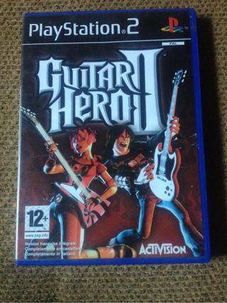 Guitar Hero 2 PS2