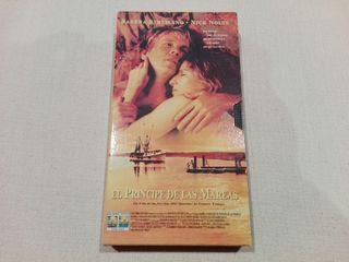 El príncipe de las mareas - VHS