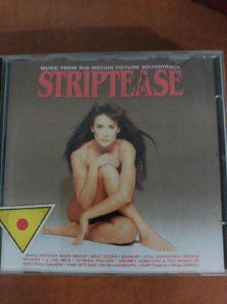 Banda Sonora Pelicula Striptease