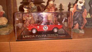 Lancia fulvia 1/43