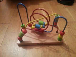 Laberinto Formas Mediano (Andrei toys)