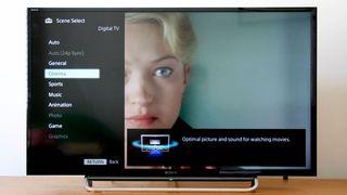 Television Sony kdl-50w605