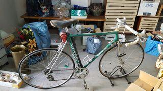 bicicleta carretera cannondale