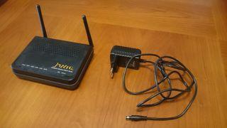 Router preparado para ADSL Pepephone