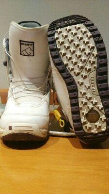 Botas de esquí de marca, pie n 40