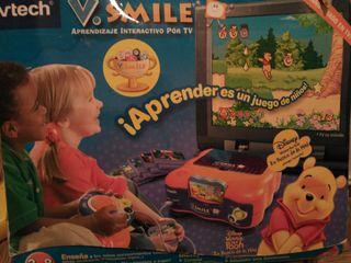 Consola juego V Smile