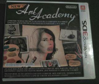 New Art Academy Nintendo 3DS (Precintado)