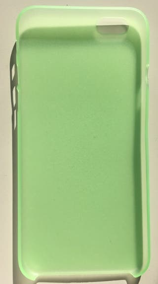 Funda verde Iphone 6 o 6S nuev