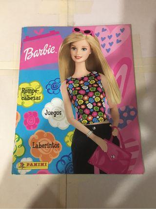Album de cromos barbie 2000
