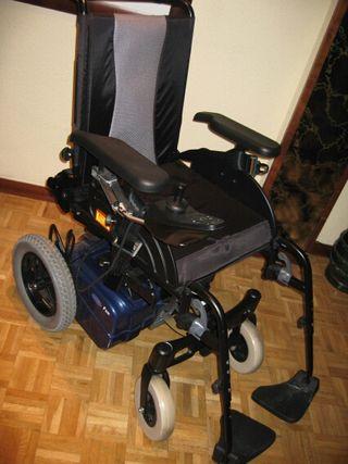 silla rueda eléctrica fox