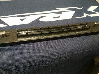 Miniz placa cargador pilas aaa atomic