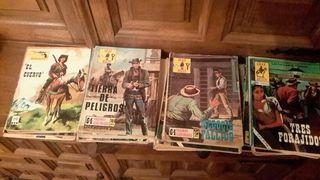 Novelas de vaqueros