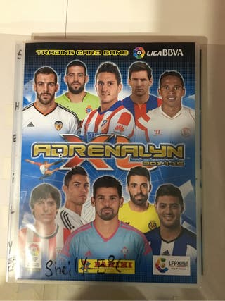 Adrenalyn xl 2014-15