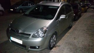 Toyota corolla verso 2.2 d4d/d4cat