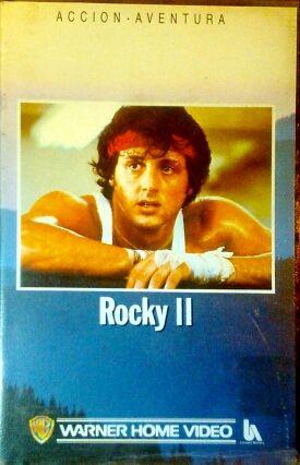 VHS ROCKY 2