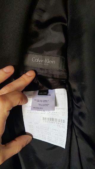 Chaqueta NUEVA hombre Calvin Klein colección