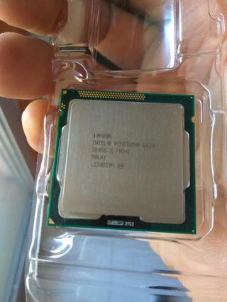 Procesador Intel Pentium G630