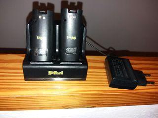 baterías para mando wi-u y wi.