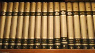 Gran enciclopedia Planeta 20 fasciculos.
