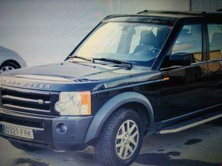 todo terreno land Rover