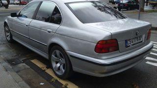 Bmw e39 520i 166.000kilometros año 99 gasolina 6v 155 cvs