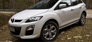 Mazda cx7 luxury