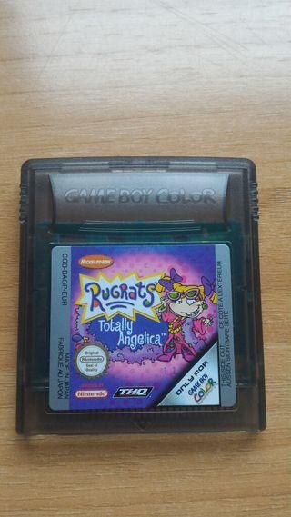 Rugrats totally Angélica