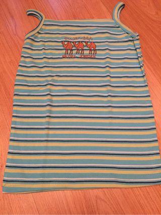 Camiseta niña Petra Jordan