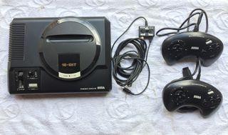 Consola Sega Mega Drive 16 bits