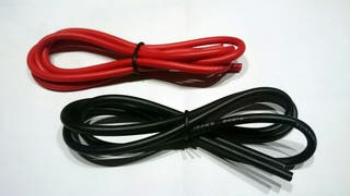 CABLE SILICONA RC LIPO 12AWG