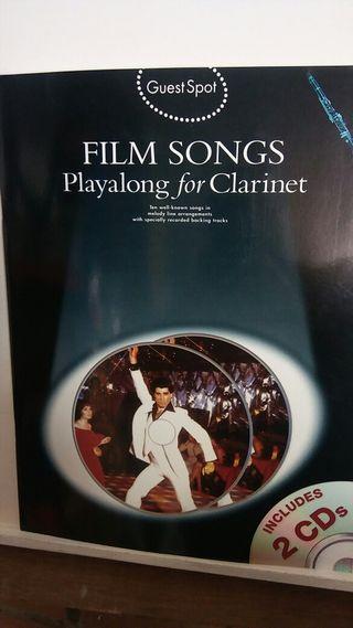 CLARINETE ( FILM SONGS )