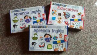 Juegos educativos e inglés.