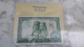 Billete 1.000 pesetas 1957