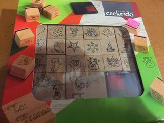 Set de sellos