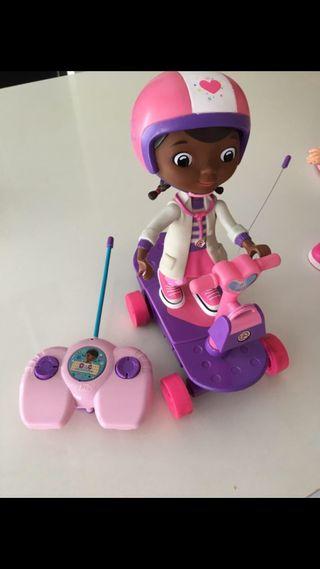 Dra juguetes radio control