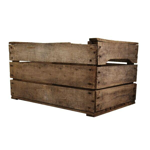 cajas de madera antiguas