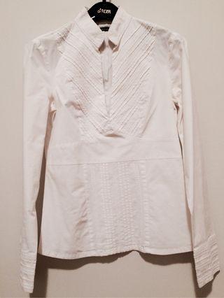 Camisa blanca Blanco