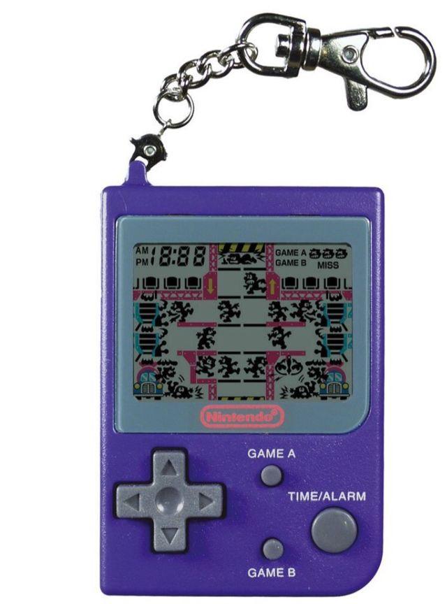 Nintendo Mini Classics MARIO'S CEMENT FACTORY
